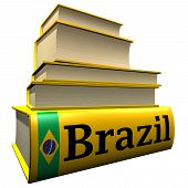 Guidebooks and dictionaries of Brazil