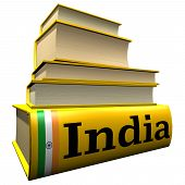 Guidebooks and dictionaries of India