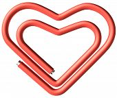 One Paperclip Heart