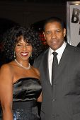 Denzel Washington and wife Pauletta at 'The Book Of Eli' Premiere, Chinese Theater, Hollywood, CA. 0