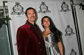 Lorenzo Lamas at the Christiane King Fashion Line Launch Cocktail Party, Villa Blanca, Hollywood, CA. 01-14-10