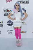 Kerli at the 2012 Billboard Music Awards Arrivals, MGM Grand, Las Vegas, NV 05-20-12