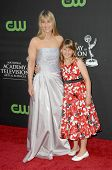 Terri Irwin and Bindi Irwin  at the 36th Annual Daytime Emmy Awards. Orpheum Theatre, Los Angeles, C