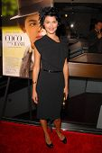 Audrey Tautou at the Los Angeles Premiere of 'Coco Before Chanel'. Pacific Design Center, West Holly