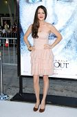 Jacinda Barrett at the Los Angeles Premiere of 'Whiteout'. Mann Village Theatre, Westwood, CA. 09-09-09
