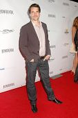 Jackson Hurst at Los Angeles Confidential Magazine's Annual Pre-Emmy Party. Private Residence, Bel A