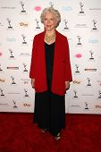 Ellen Burstyn  at the Academy of Television Arts and Sciences Prime Time Emmy Nominees Party. Wolfgang Puck Pacific Design Center, West Hollywood, CA. 09-17-09