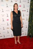 Cherry Jones at the Academy of Television Arts and Sciences Prime Time Emmy Nominees Party. Wolfgang Puck Pacific Design Center, West Hollywood, CA. 09-17-09