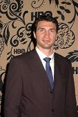 Wladimir Klitschko  at HBO's Post Emmy Awards Party. Pacific Design Center, West Hollywood, CA. 09-2