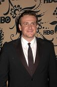Jason Segel  at HBO's Post Emmy Awards Party. Pacific Design Center, West Hollywood, CA. 09-20-09