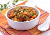 Chickpea Sweet Potato Curry