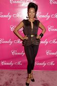 Jennia Fredrique at the Launch of 'Candy Ice' Jewelry. Prego, Beverly Hills, CA. 09-24-09
