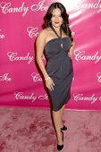 Romi Dames at the Launch of 'Candy Ice' Jewelry. Prego, Beverly Hills, CA. 09-24-09