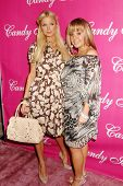 Paris Hilton and Lucy Kilislian at the Launch of 'Candy Ice' Jewelry. Prego, Beverly Hills, CA. 09-24-09