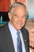 Ron Paul  at the Los Angeles Premiere of 'Couples Retreat'. Mann's Village Theatre, Westwood, CA. 10