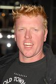 Jake Busey  at the Los Angeles Premiere of 'Law Abiding Citizen'. Grauman's Chinese Theatre, Hollywo