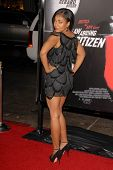Regina Hall  at the Los Angeles Premiere of 'Law Abiding Citizen'. Grauman's Chinese Theatre, Hollyw