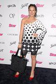 America Olivo at the Star Magazine 5th Anniversary Party. Bardot Hollywood, Hollywood, CA. 10-13-09