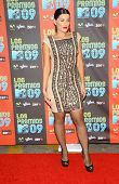 Nelly Furtado  at Los Premios MTV 2009. Gibson Amphitheatre, Universal City, CA. 10-15-09