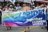 Toronto Pride Parade 2014