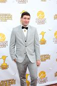 LOS ANGELES - JUN 26:  Bo Roberts at the 40th Saturn Awards at the The Castaways on June 26, 2014 in