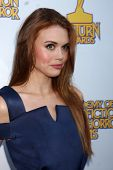 LOS ANGELES - JUN 26:  Holland Roden at the 40th Saturn Awards at the The Castaways on June 26, 2014