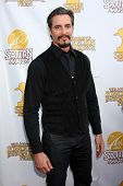 LOS ANGELES - JUN 26:  Victor Webster at the 40th Saturn Awards at the The Castaways on June 26, 201