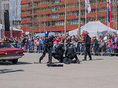 Dutch Swat Team In Action