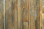 Old Light Brown Wooden Background
