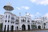 Kuala Lumpur old railway station