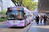 GOKL City bus Kuala Lumpur