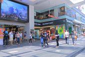 Fahrenheit 88 shopping mall Kuala Lumpur