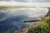 Boat In Chitwan