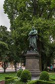 Heinrich Zschokke Statue, Aarau