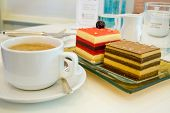 Cakes And Coffee