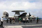 United States Navy E-2 Hawkeye