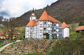 Olimje Castle In Slovenia