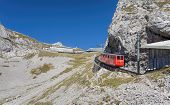 Pilatus Railway Train