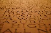 Dedication at Lincoln Memorial