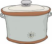 Isolated Slow Cooker