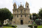 Holy Cross Church In Braga