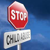 foto of stop bully  - stop child abuse and neglection or violence toward children they need protaction against physical and psychological harassment - JPG