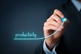 stock photo of productivity  - Manager  - JPG