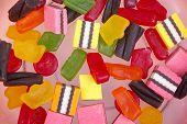 Jelly Lollies Licorice