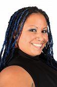 Beautiful Pierced Woman