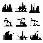 oil poster