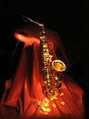Sax In The Dark