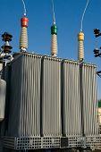 transformer of high current
