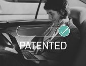 Patented License Assurance Tasted Verified poster