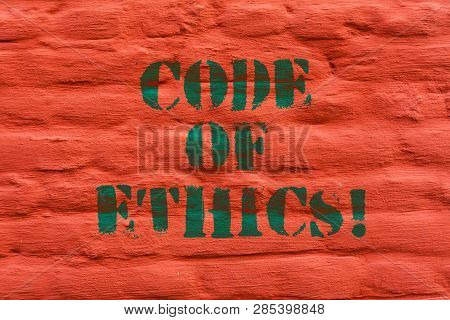 Word Writing Text Code Of